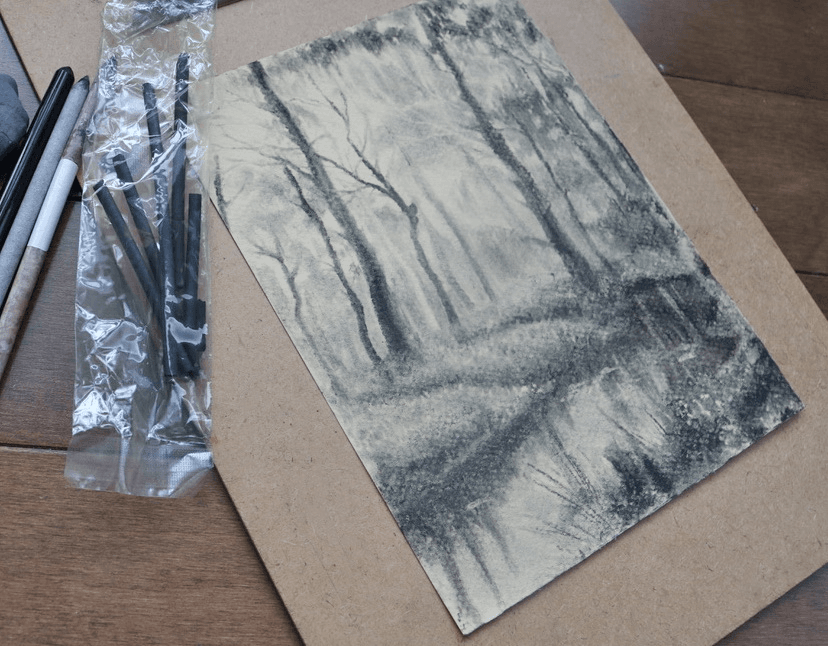 Capturing the Light in Drawing