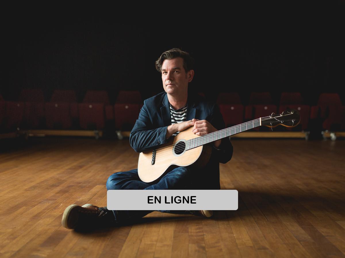 Online event - La guitare romantique en trois temps
