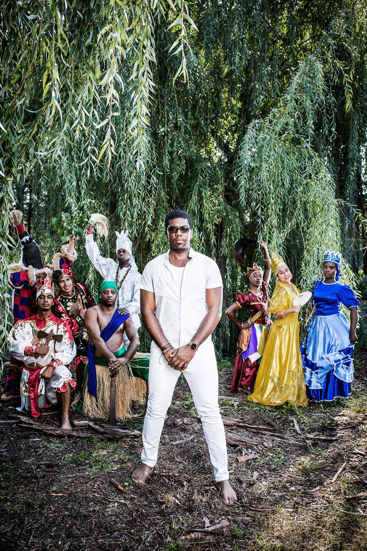 Rafael Zaldivar et sa renaissance afro-cubaine