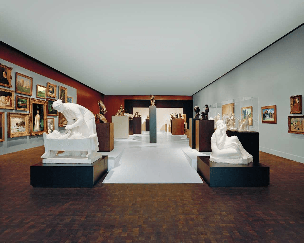 30 minutes avec les oeuvres d'une collection : art québécois et canadien (FR)