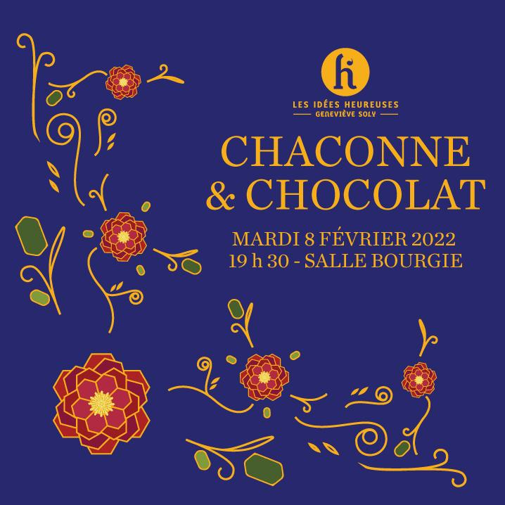 Les Idées heureuses - Chaconne et chocolat