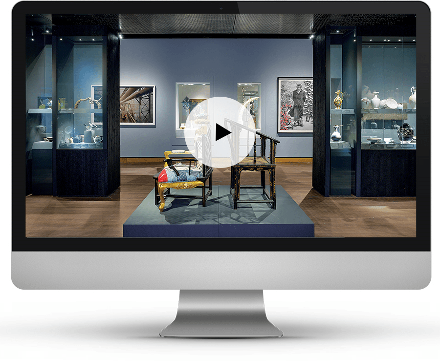 30 minutes with the treasures from the collection: The Arts of One World