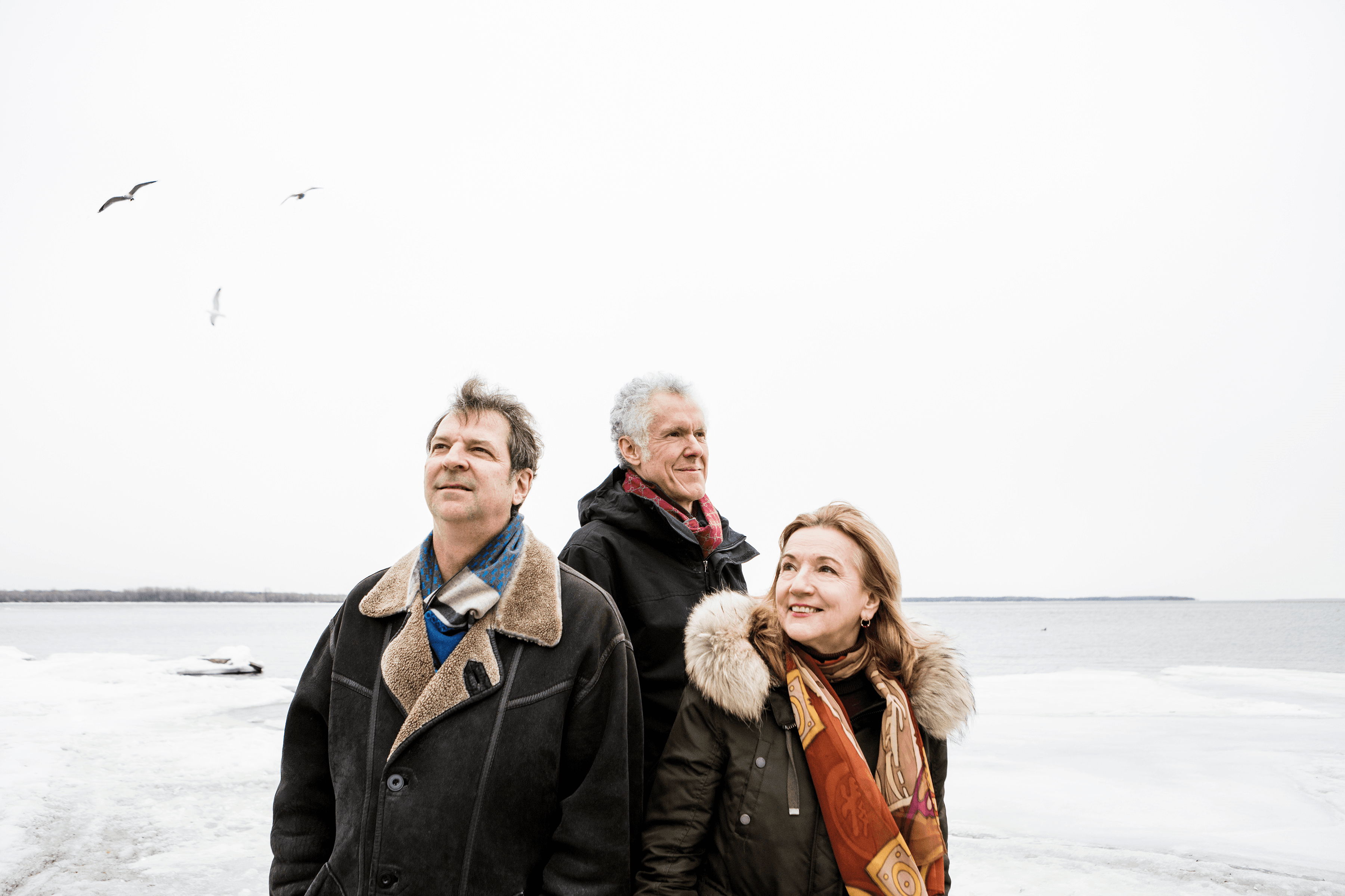 Trio En Trois Couleurs : L'onde sonore du fjord