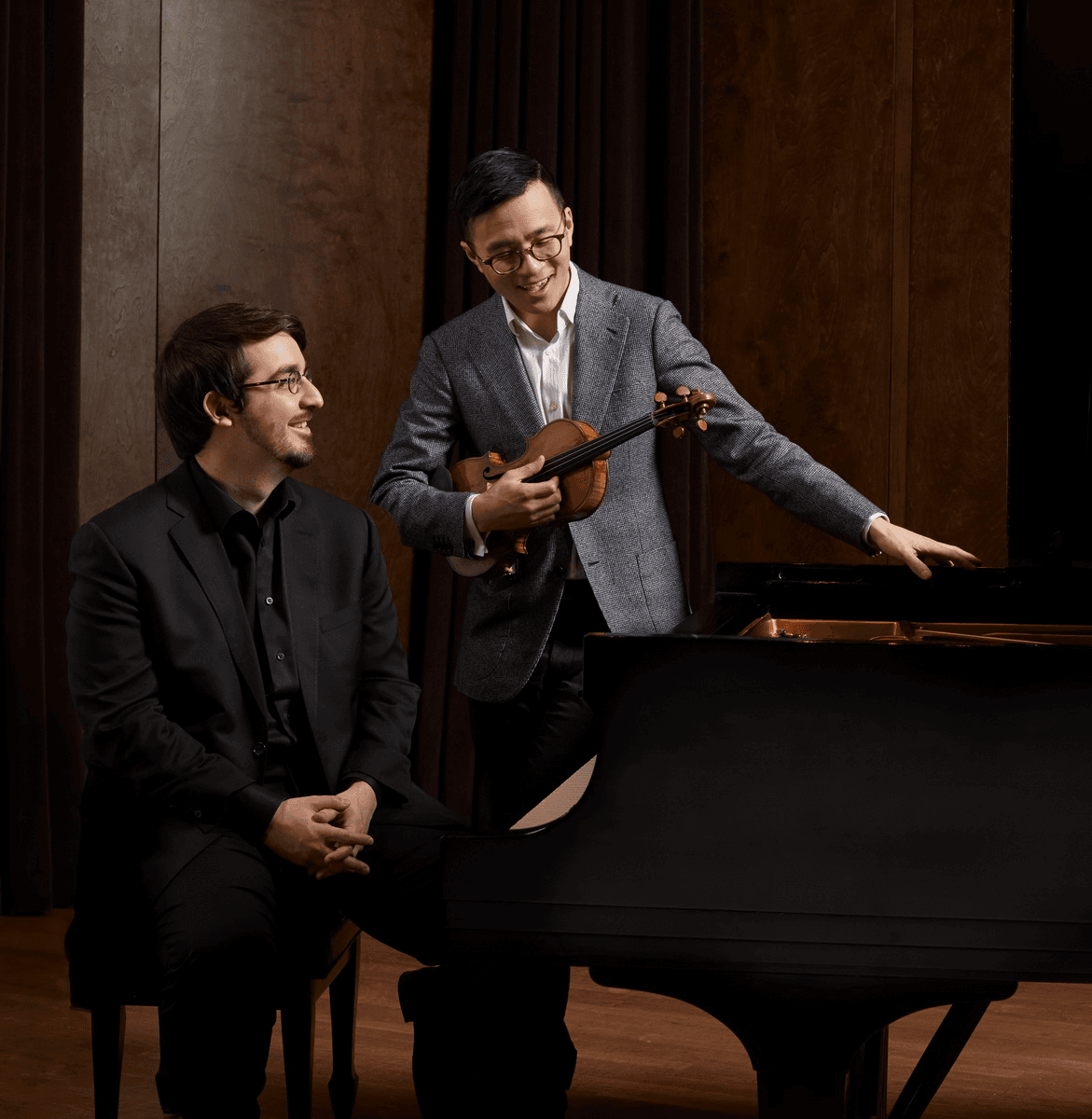 Andrew Wan, violin | Charles Richard-Hamelin, piano