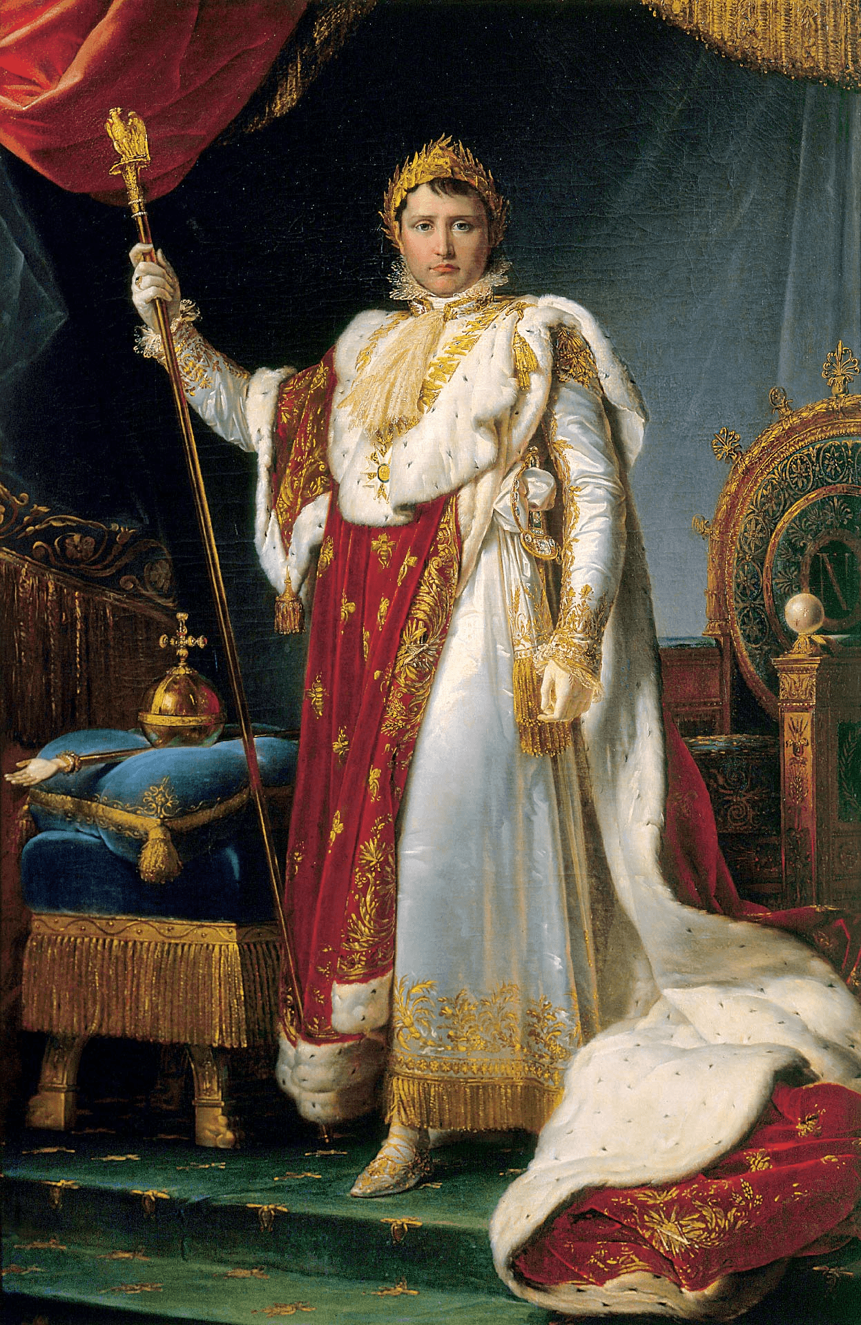 NAPOLEON: ART AND COURT LIFE IN THE IMPERIAL PALACE