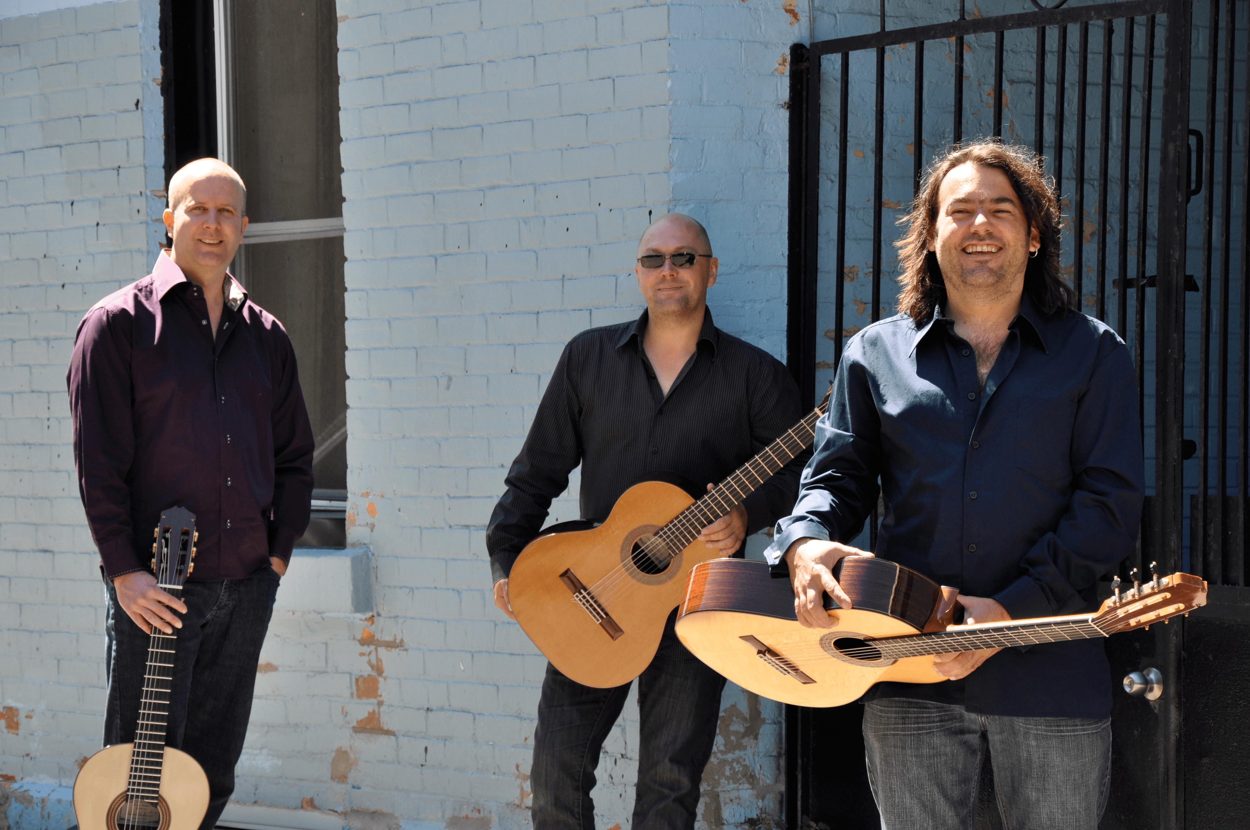 MG3 – Montréal Guitare Trio - A Merry Christmas