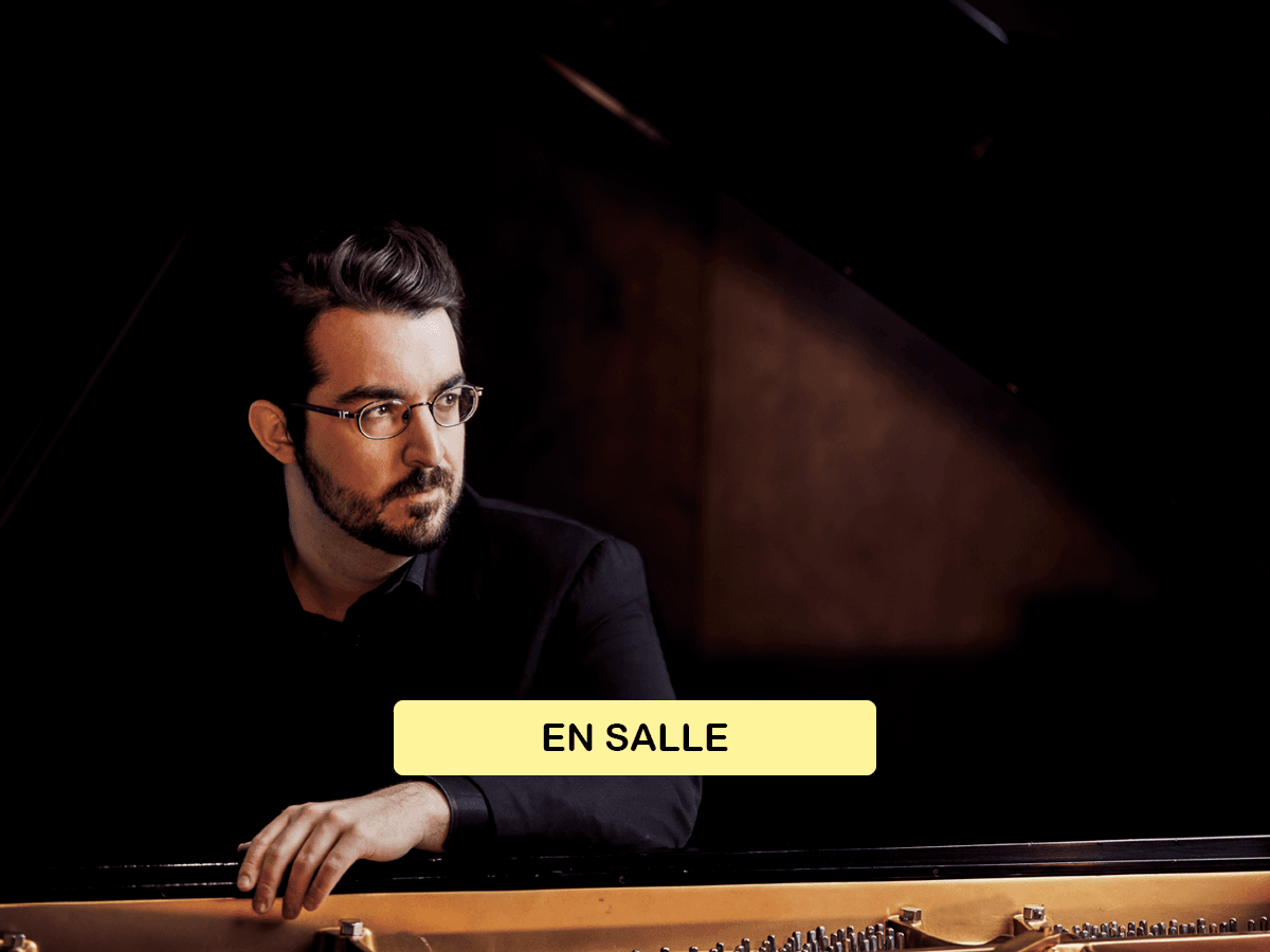 Charles Richard-Hamelin joue Chopin - 4 concerts