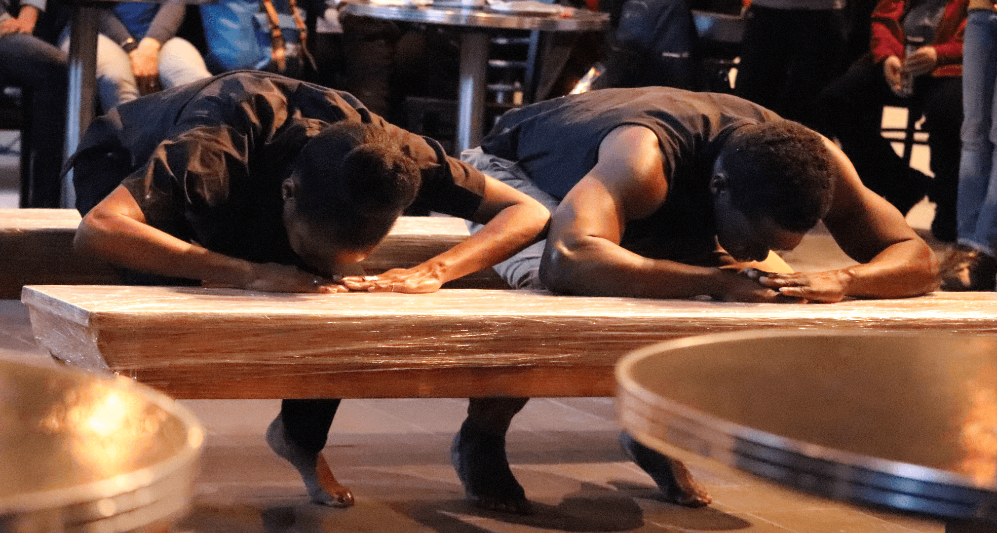 Not Just Dance by Zab Maboungou / Compagnie Danse Nyata Nyata