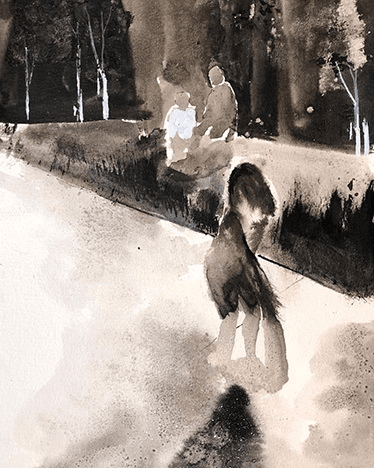 Capturing lignt in Drawing