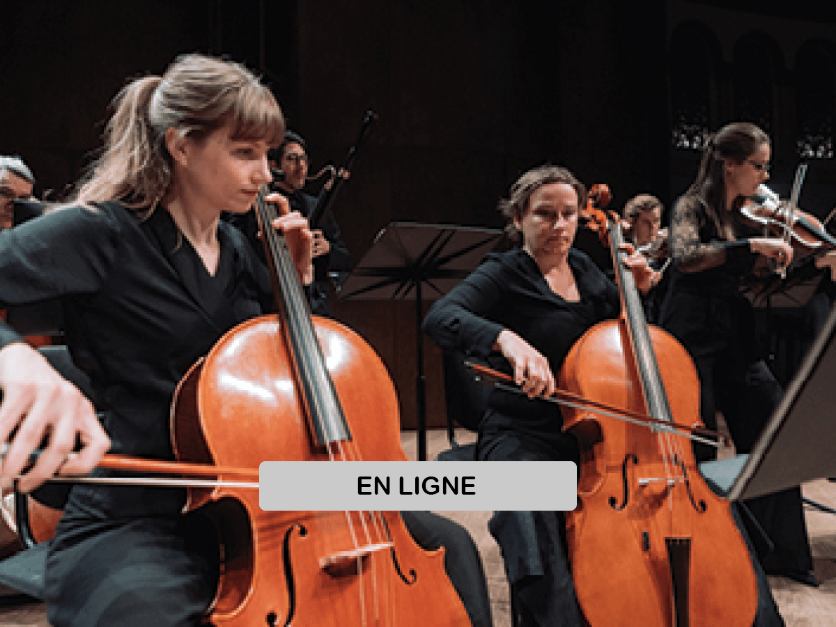 Arion Orchestre Baroque: Imaginaries concertos - Online