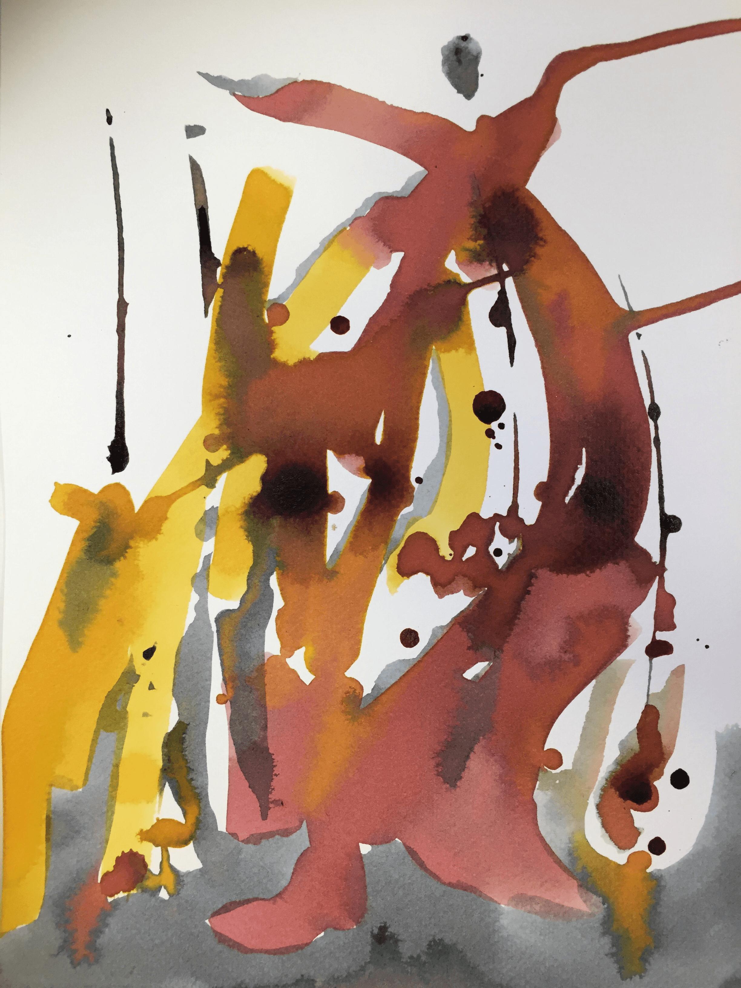8-11 ans - L'art par le geste