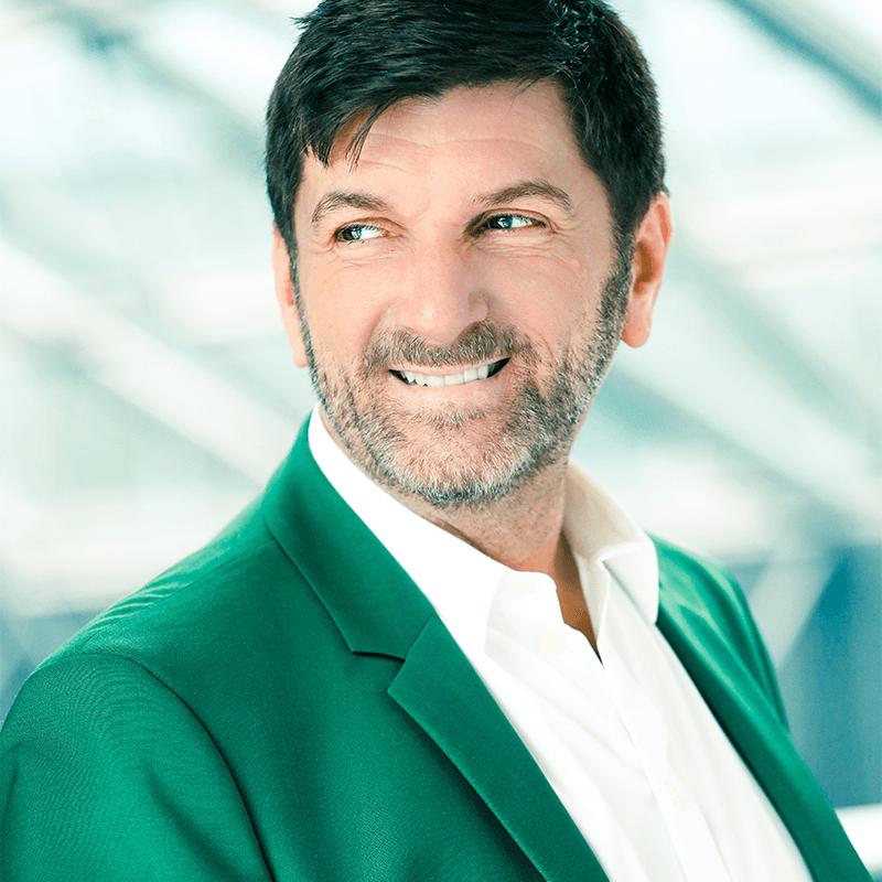 Luc Beauséjour, conférencier