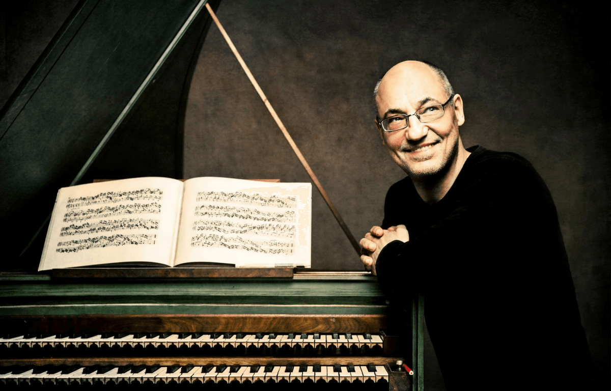 Andreas Staier : Inauguration du pianoforte