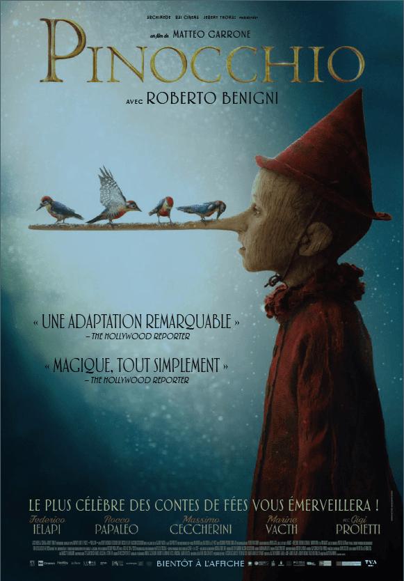 Pinocchio (avec s.-t. français)