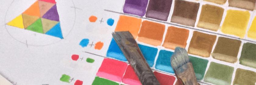 Atelier d'aquarelle, la suite