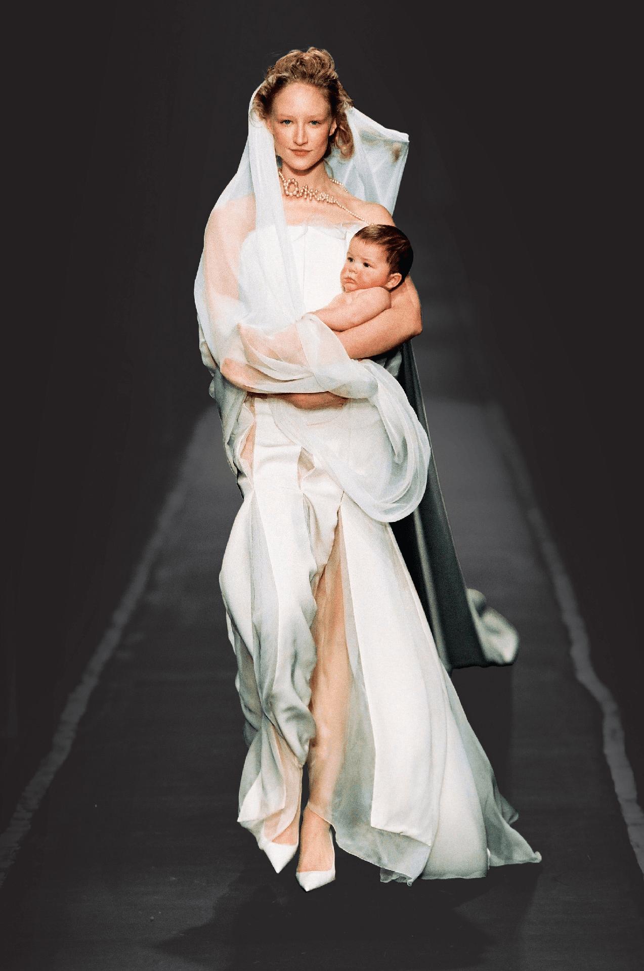 Love Is Love: Wedding Bliss for All à la Jean Paul Gaultier