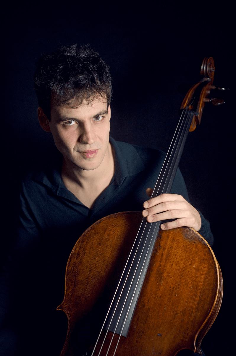 Victor Julien-Laferrière, violoncelle et Jonas Vitaud, piano