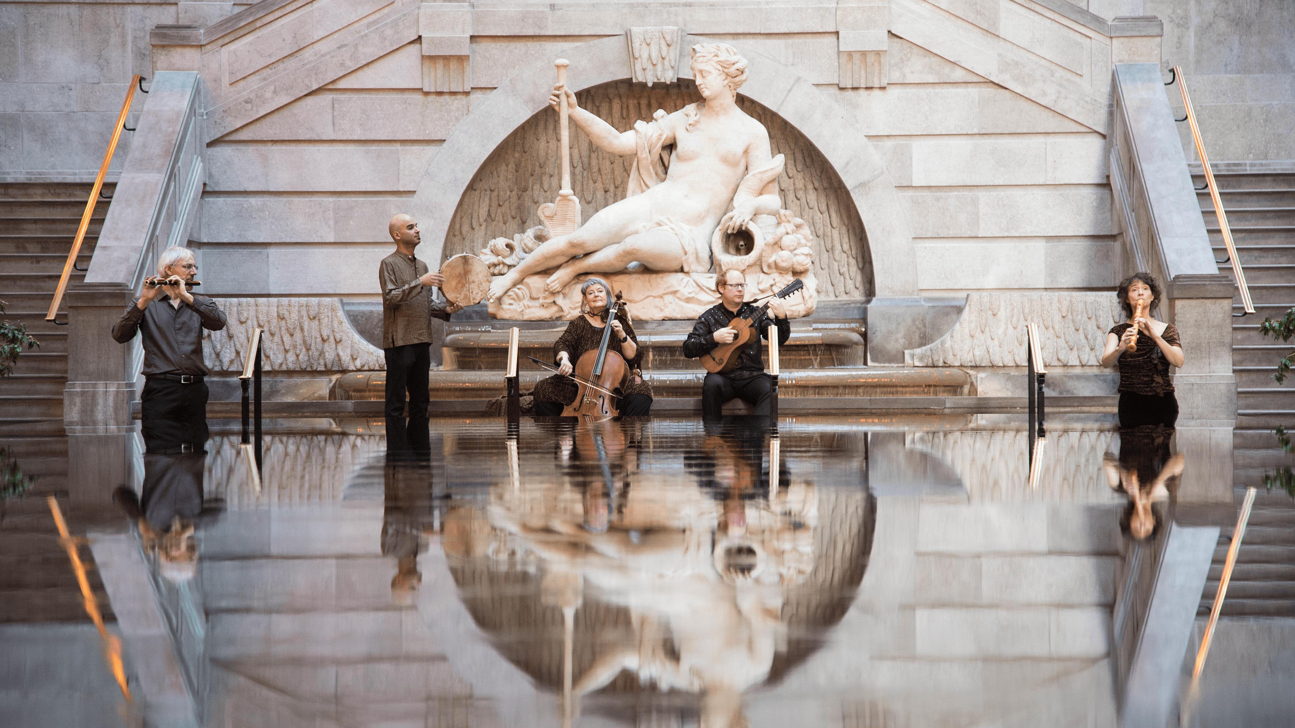 En Webdiffusion - L'Ensemble Caprice - Sweet! Musique baroque française et chocolat