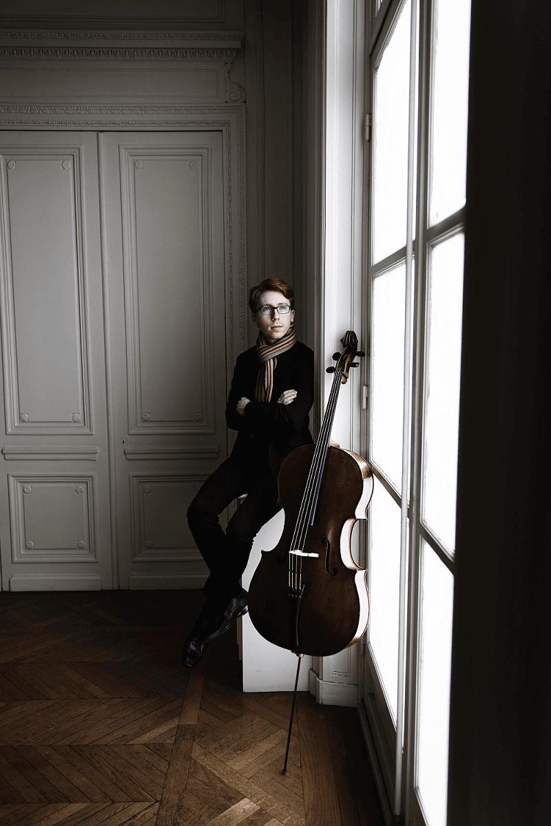 Online concert - Cameron Crozman, violoncelle and Philip Chiu, piano - Tapeo