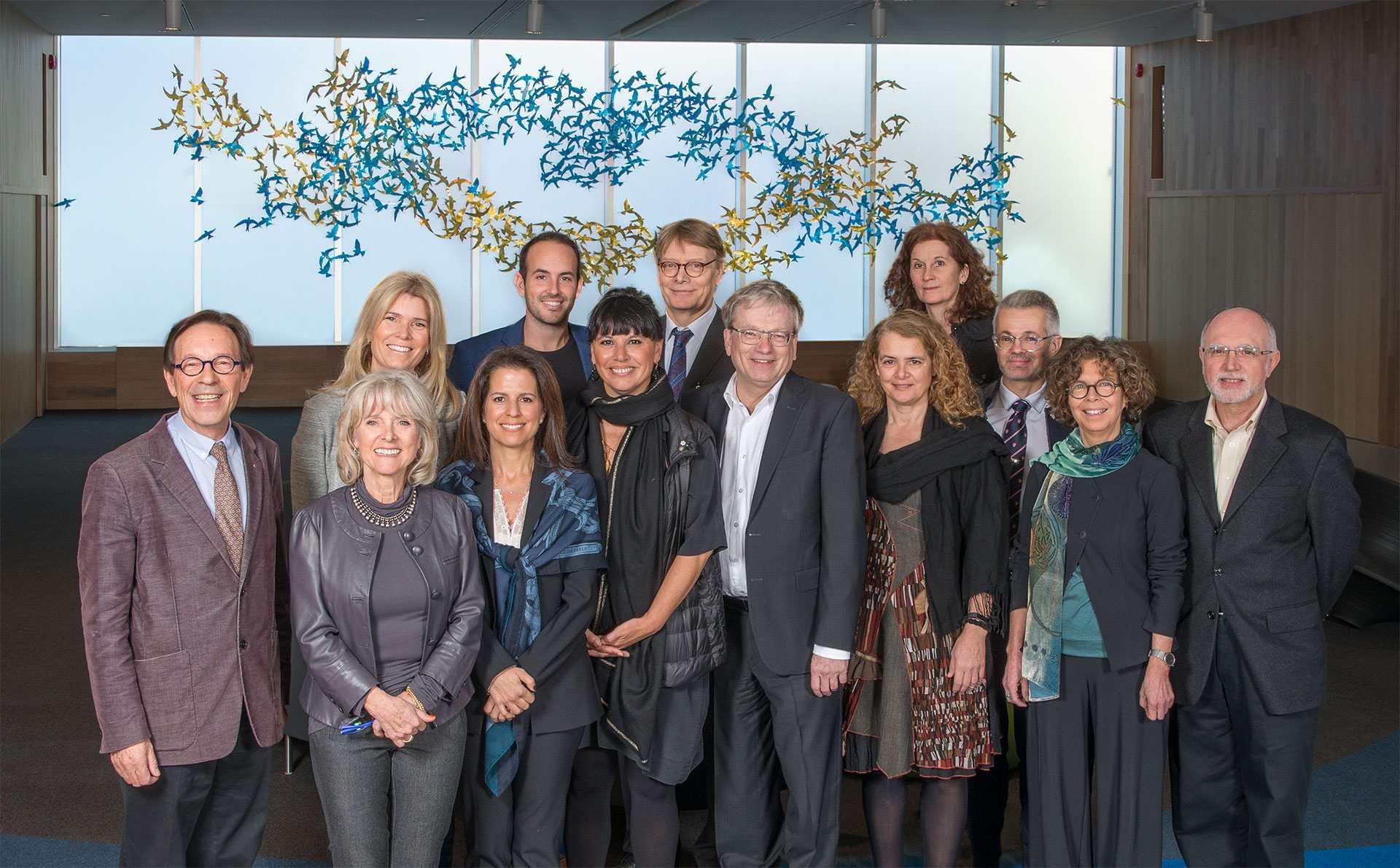 Art and Health Advisory Committee Photo. Photo MMFA, Christine Guest