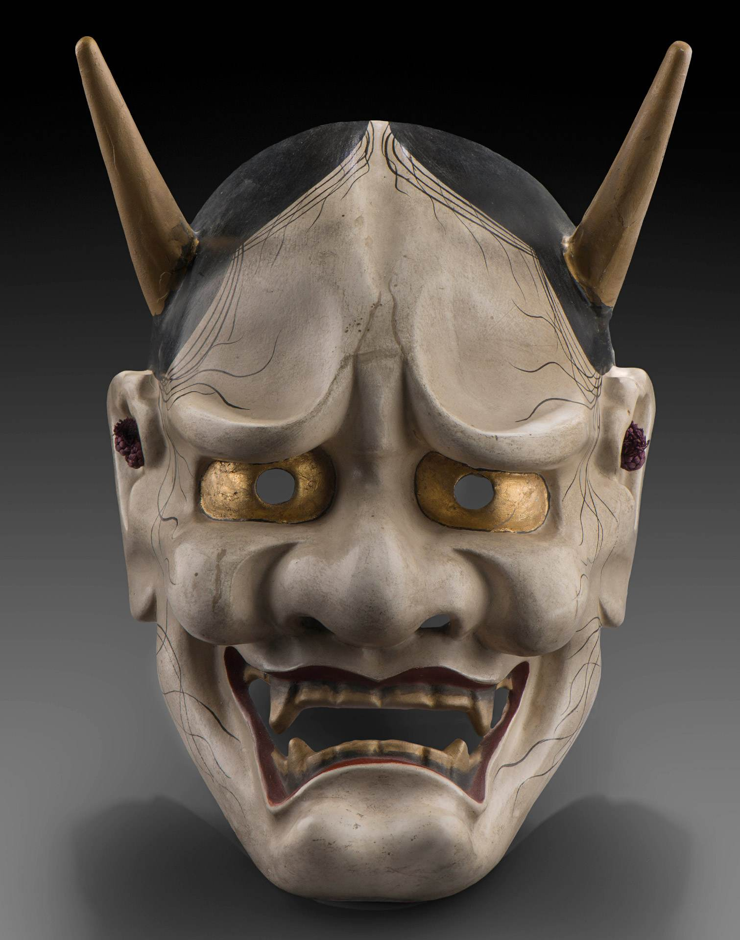 Nō Mask of Hannya