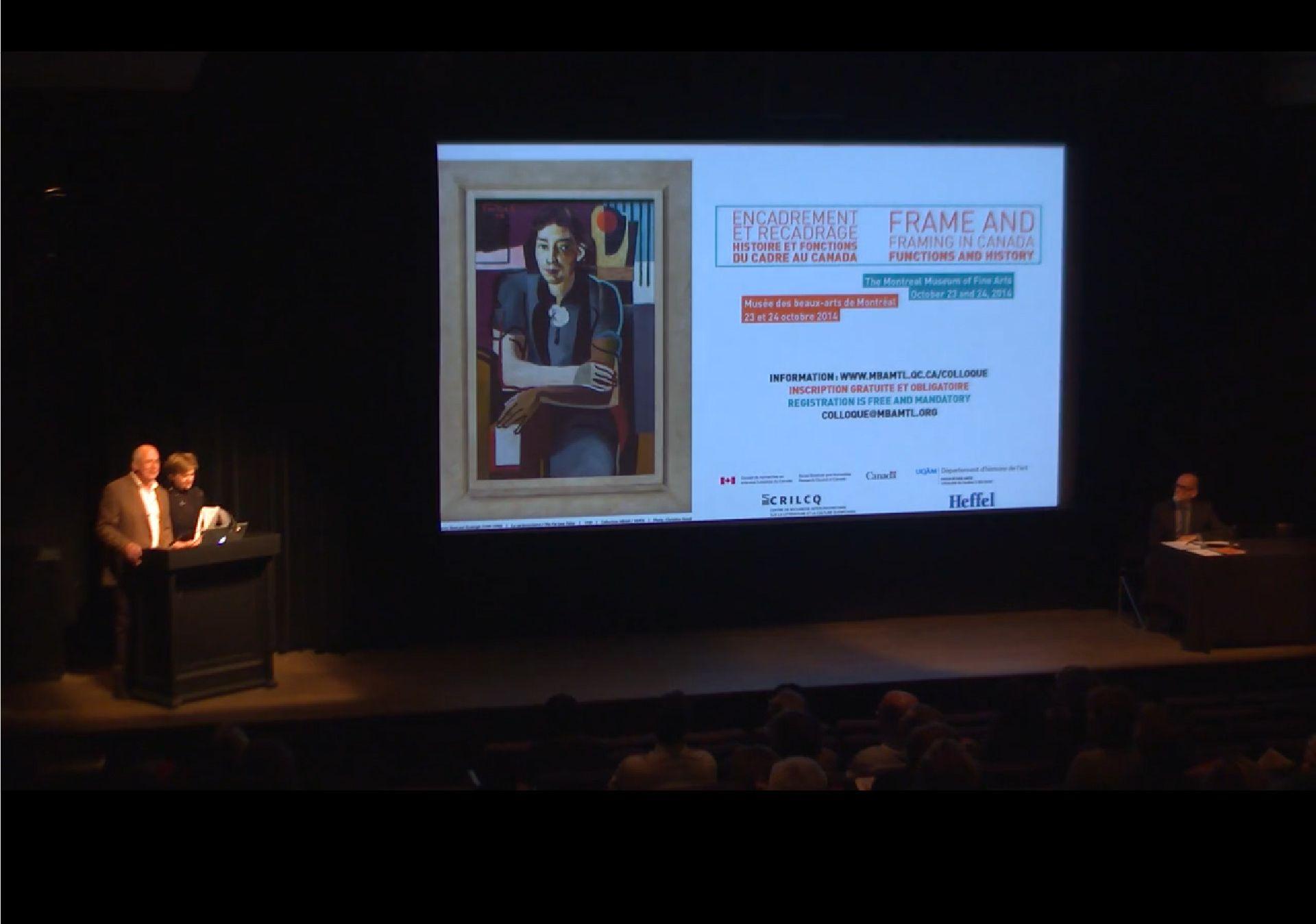 Laurier Lacroix et Sacha Marie Levay Introduction