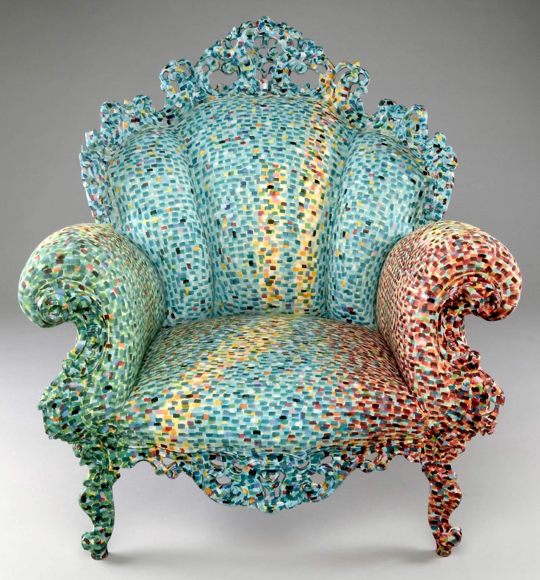Poltrona di Proust [Proust's Armchair]