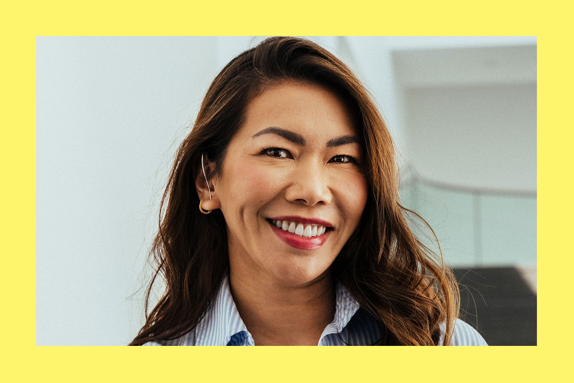 Alysia Yip-Hoi, donor since 2014 and executive member of the Women of Influence Circle committee since 2018