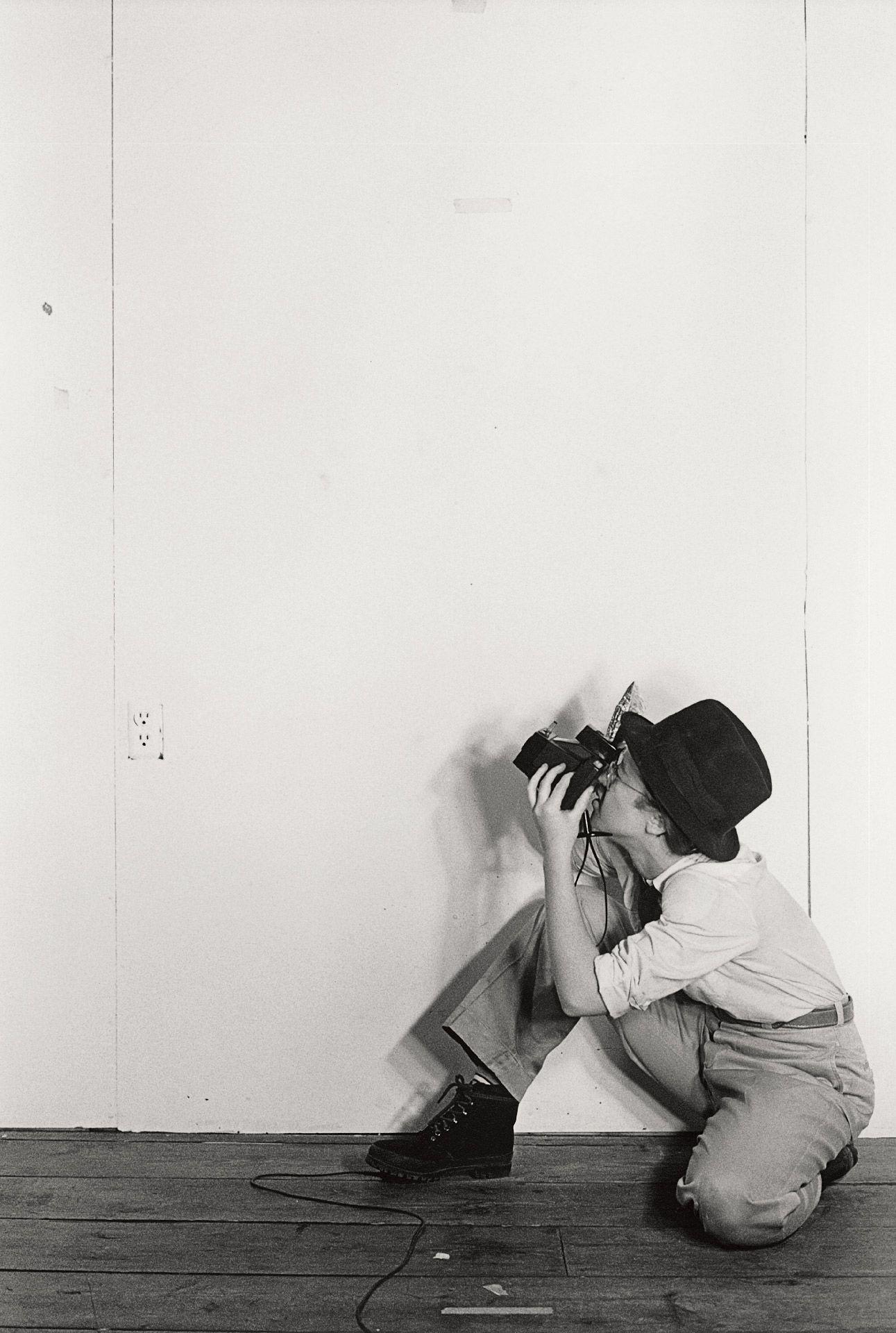 Cindy Sherman (née en 1954), Sans titre no 378, 1976-2000, épreuve à la gélatine argentique, 15/20. Collection Carol et David Appel. Courtesy of the artist and Metro Pictures, New York