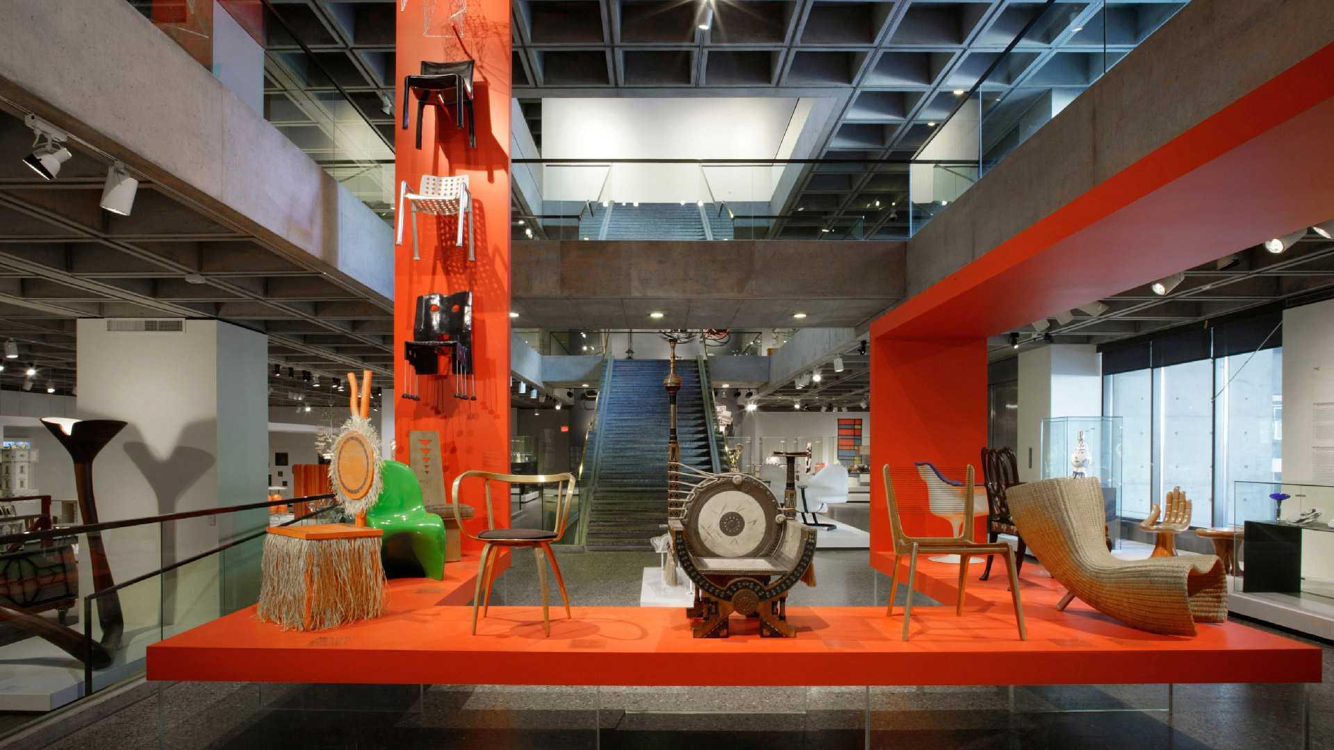 collection des Arts décoratifs et de design du Musée des beaux-arts de Montréal