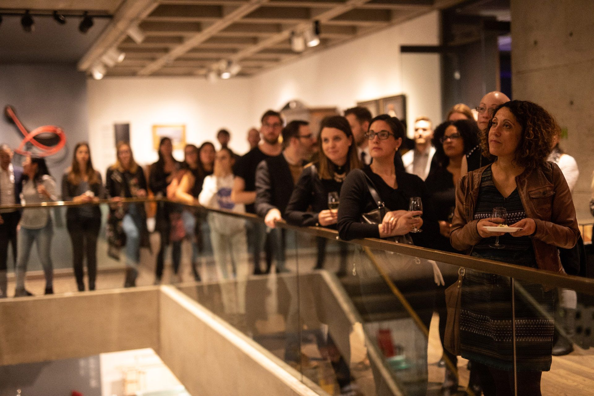 membres de cercles du Musée des beaux-arts de Montréal