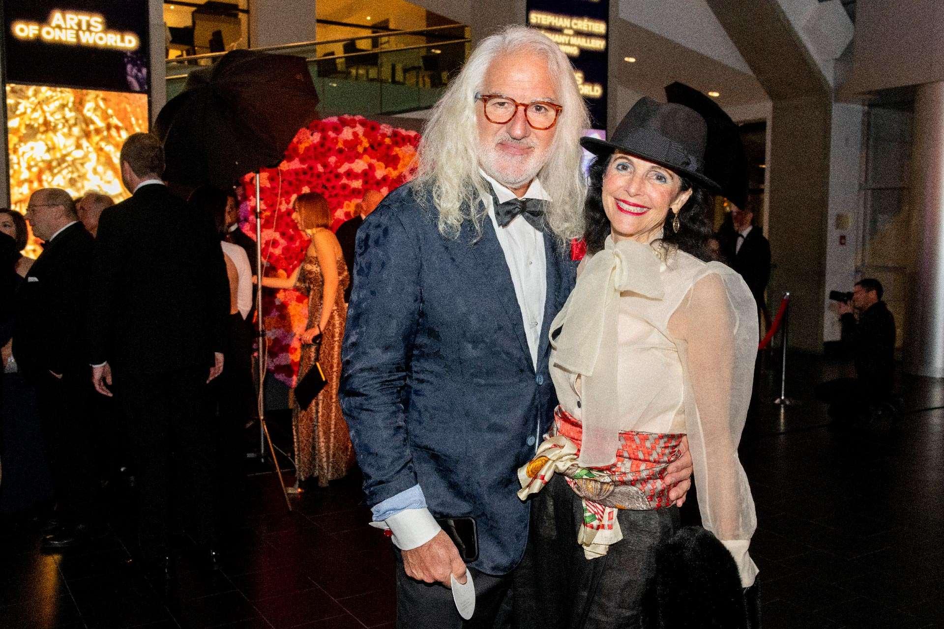 Alfredo et Moira Romano. Photo : Pierre Longtin