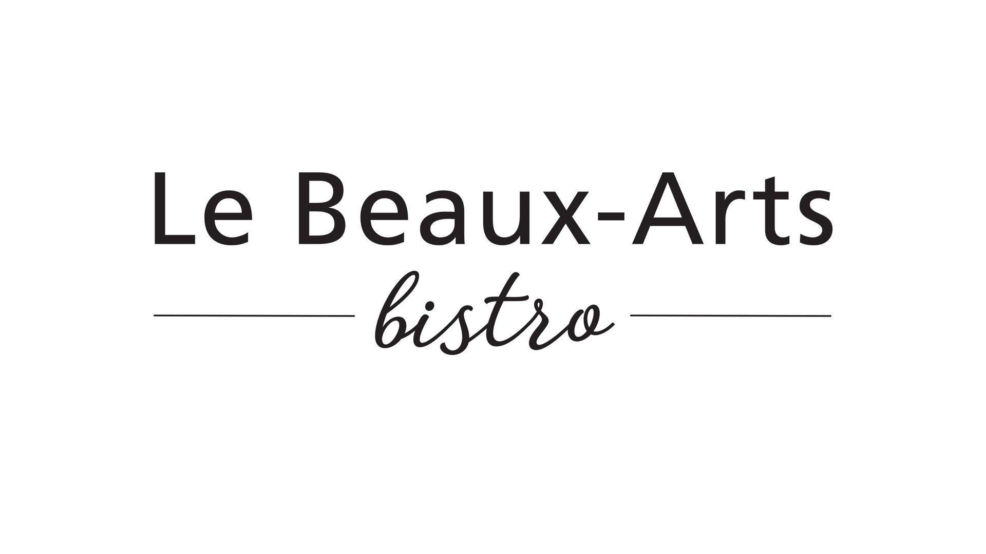 Le Beaux-Arts bistro