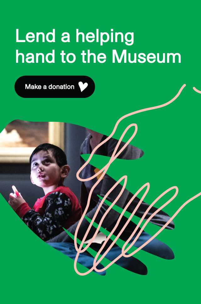 Image of the MMFA 2020 Foundation's annual campaign