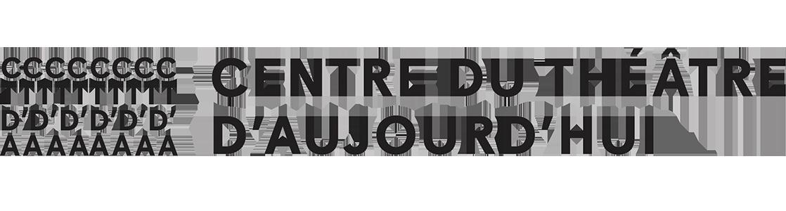 Centre du Théâtre d'Aujourd'hui logo