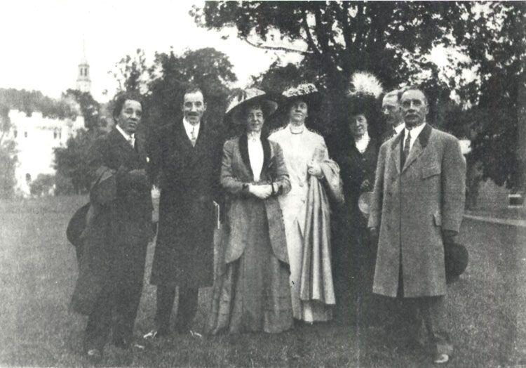 Samuel Coleridge-Taylor and Maud Powell