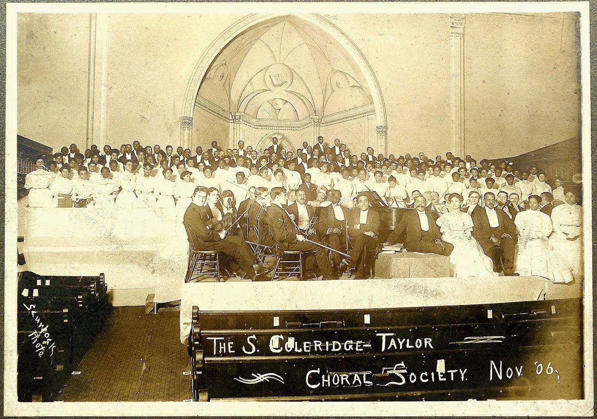 Samuel Coleridge Taylor Choral Society