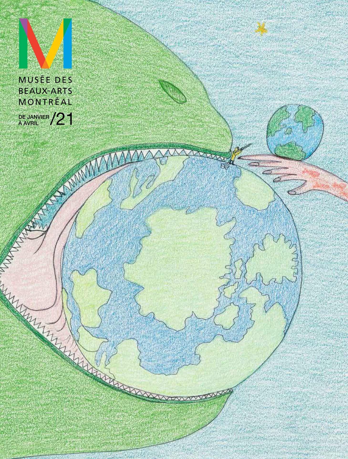 M Janvier 2021 - Cover