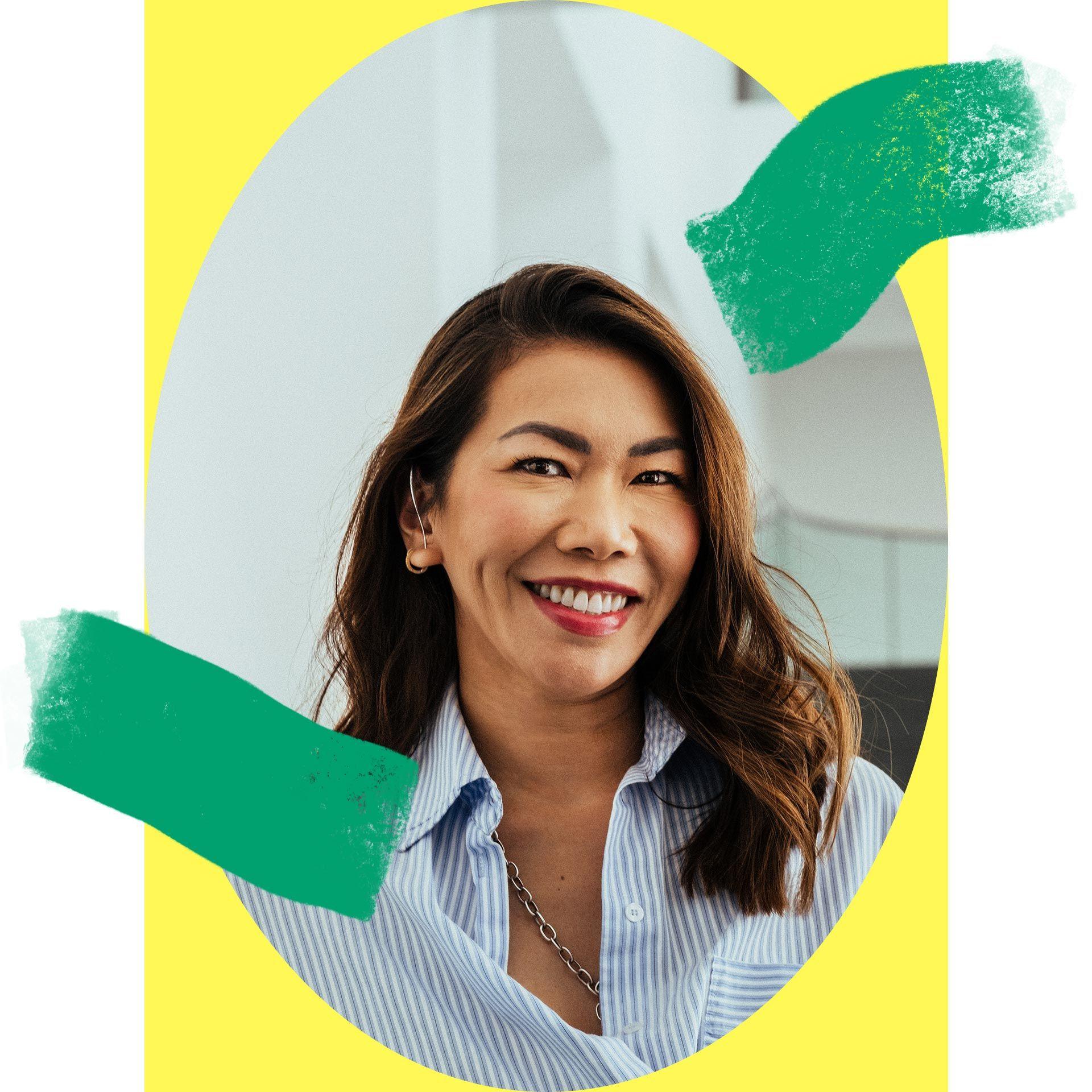 Alyssia Yip Hoy, donatrice à la Fondation du Musée des beaux-arts de Montréal depuis 2014 et membre du comité exécutif du Cercle Forces Femmes depuis 2018.