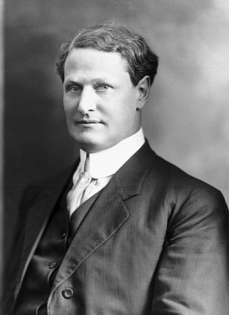 Edward Maxwell, architecte, 1913.