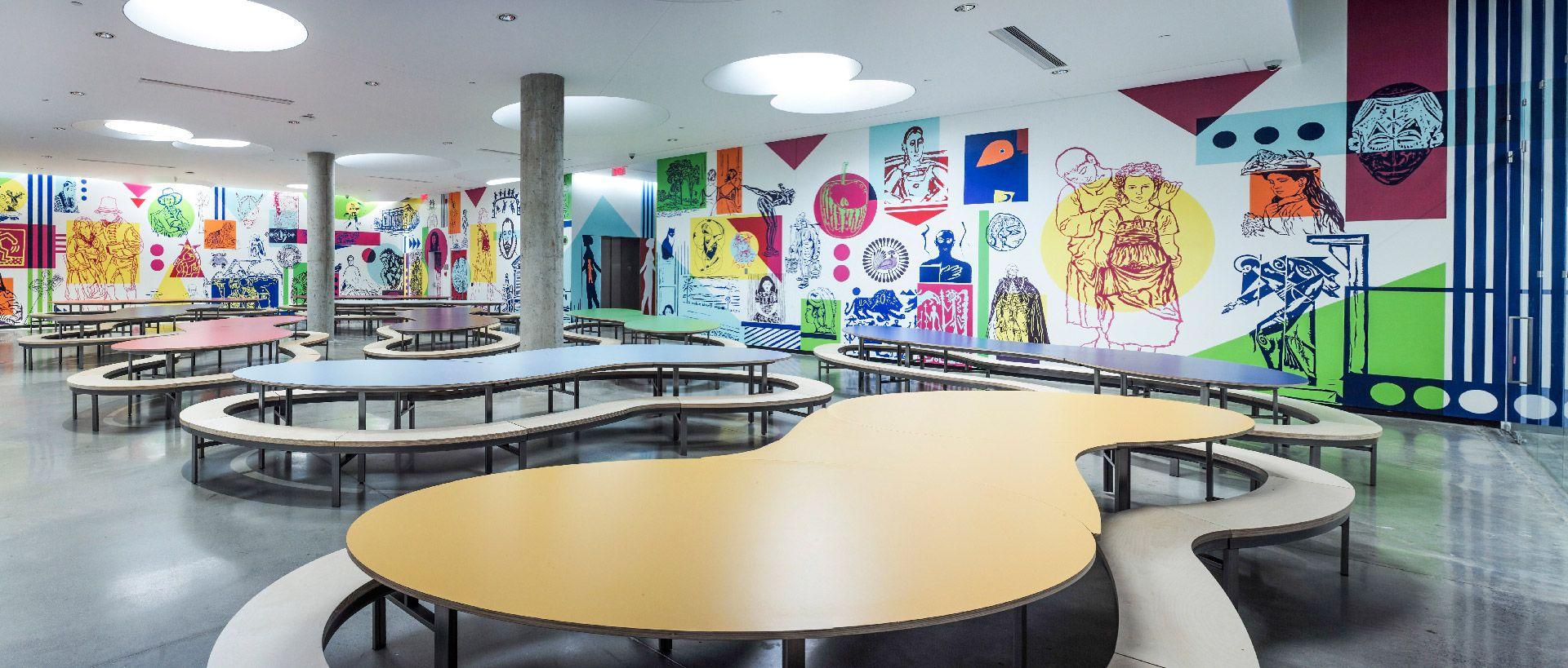 L'Atelier international d'éducation et d'art-thérapie Michel de la Chenelière
