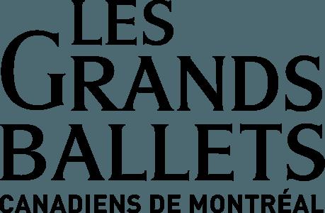 Les Grands Ballets Canadiens de Montréal logo