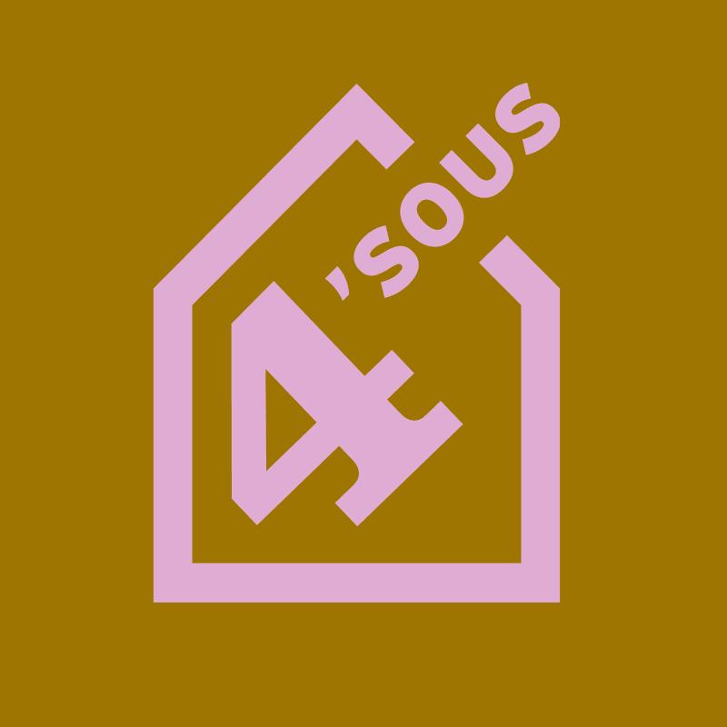 Théâtre de Quat'Sous logo