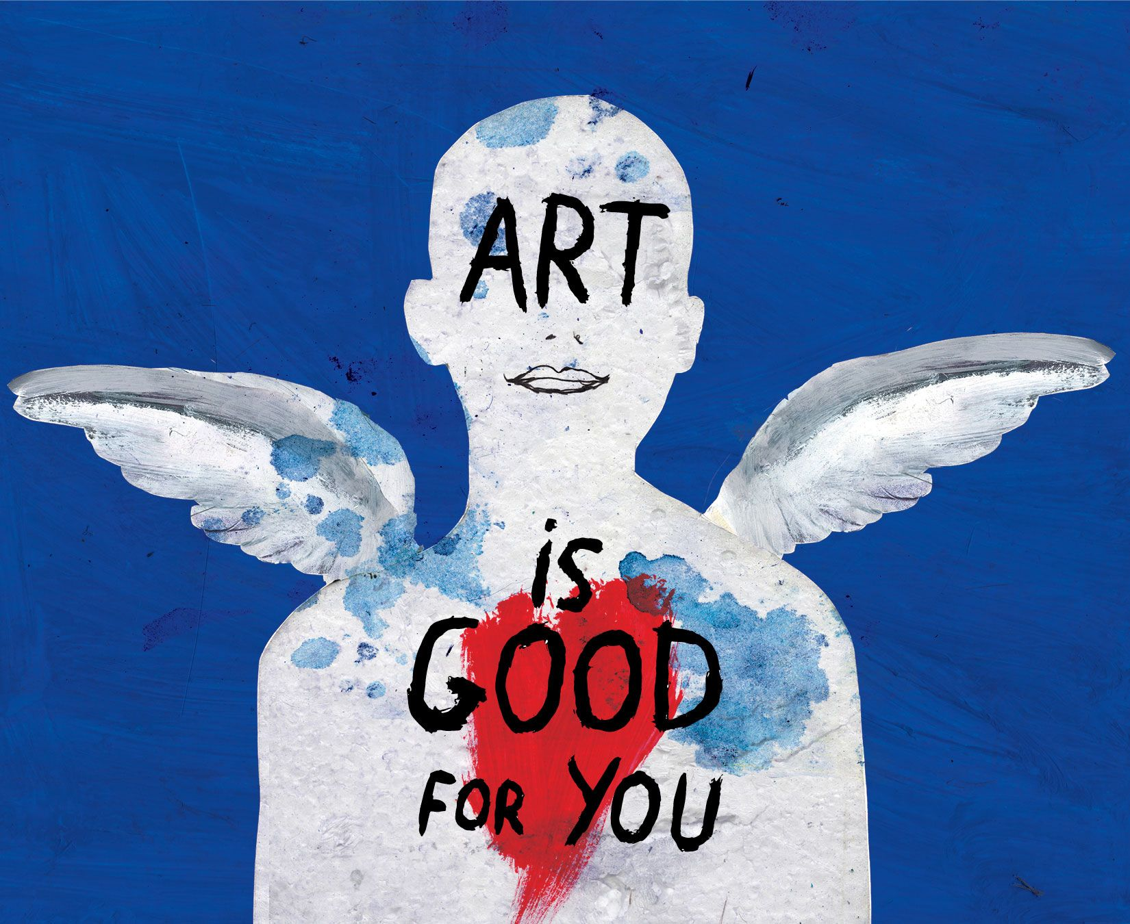 Art is Good for You © Lino