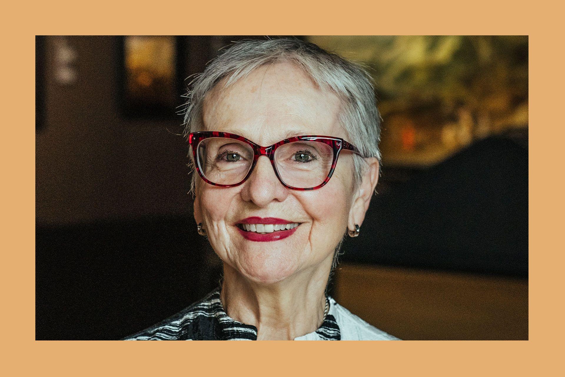 Marie-Michèle Vaillancourt, donatrice depuis 2017 et guide bénévole depuis 2016.