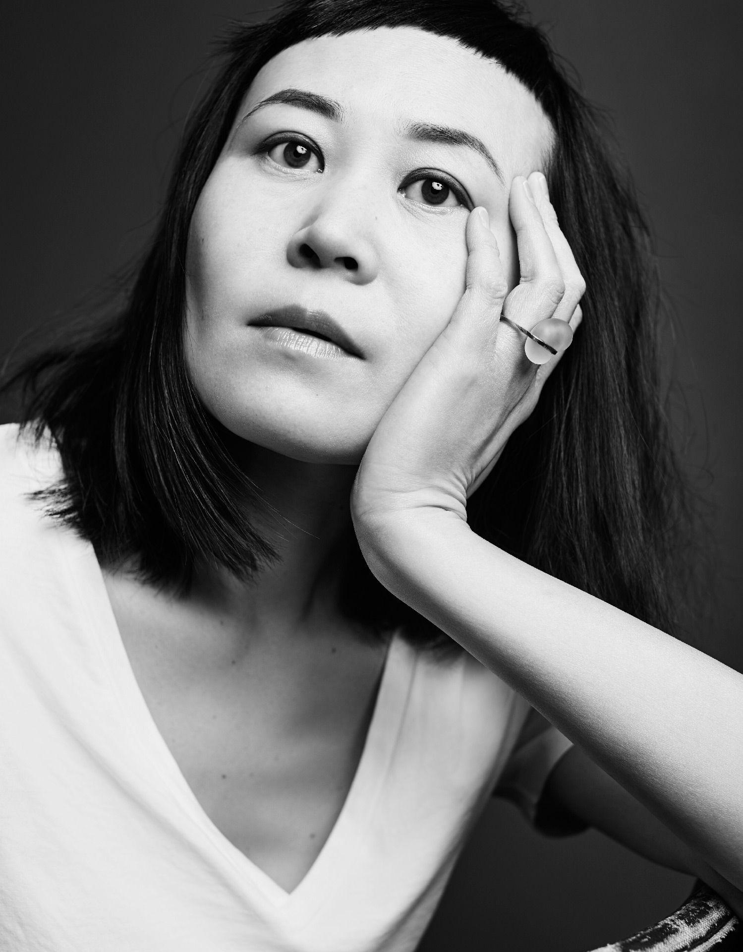 Max Abadian (born in 1967), Ying Gao, 2019, digital print. Maxville Studios, Montreal