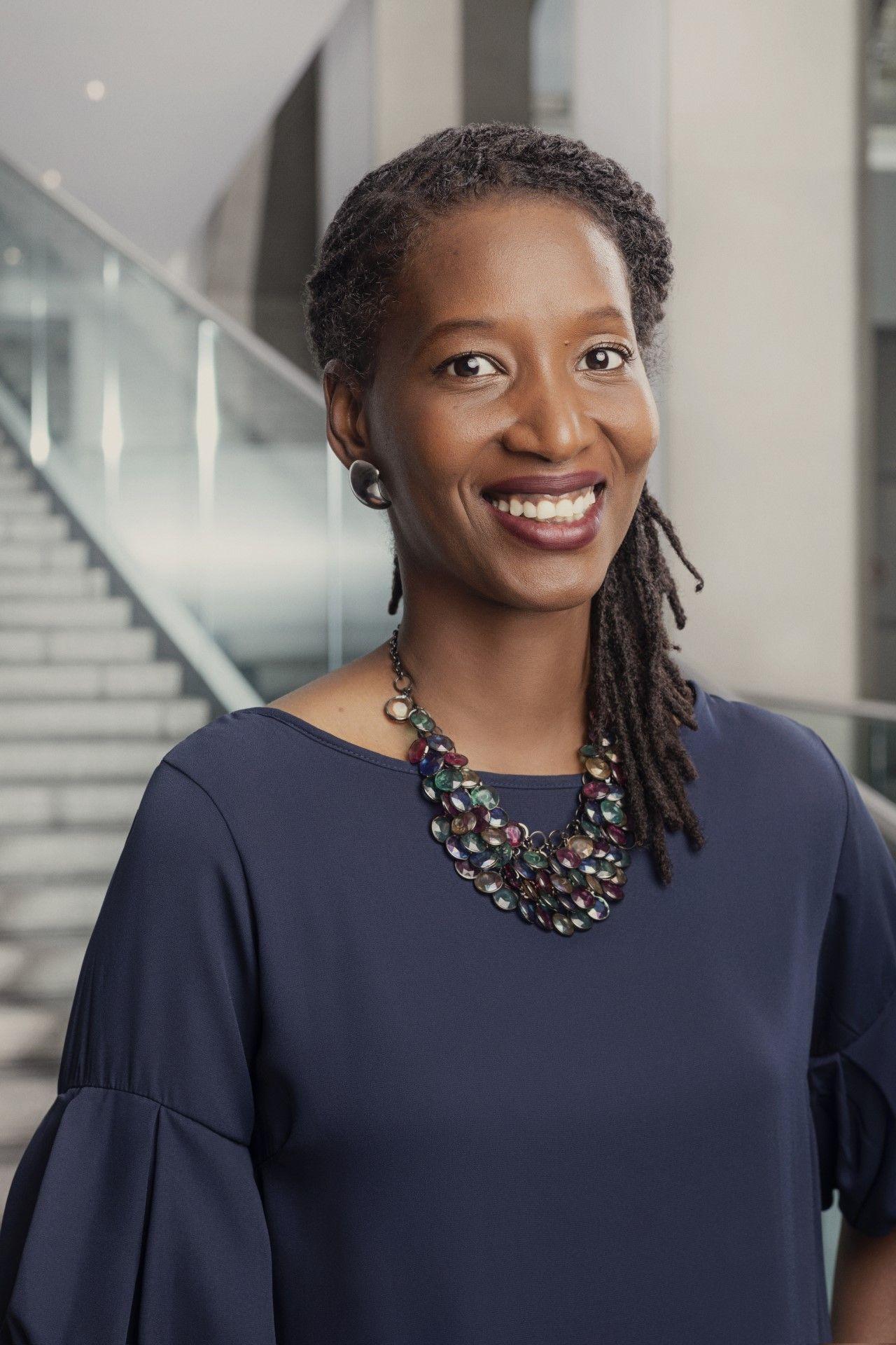 Safiatou Maiga, donatrice du MBAM depuis 2019.