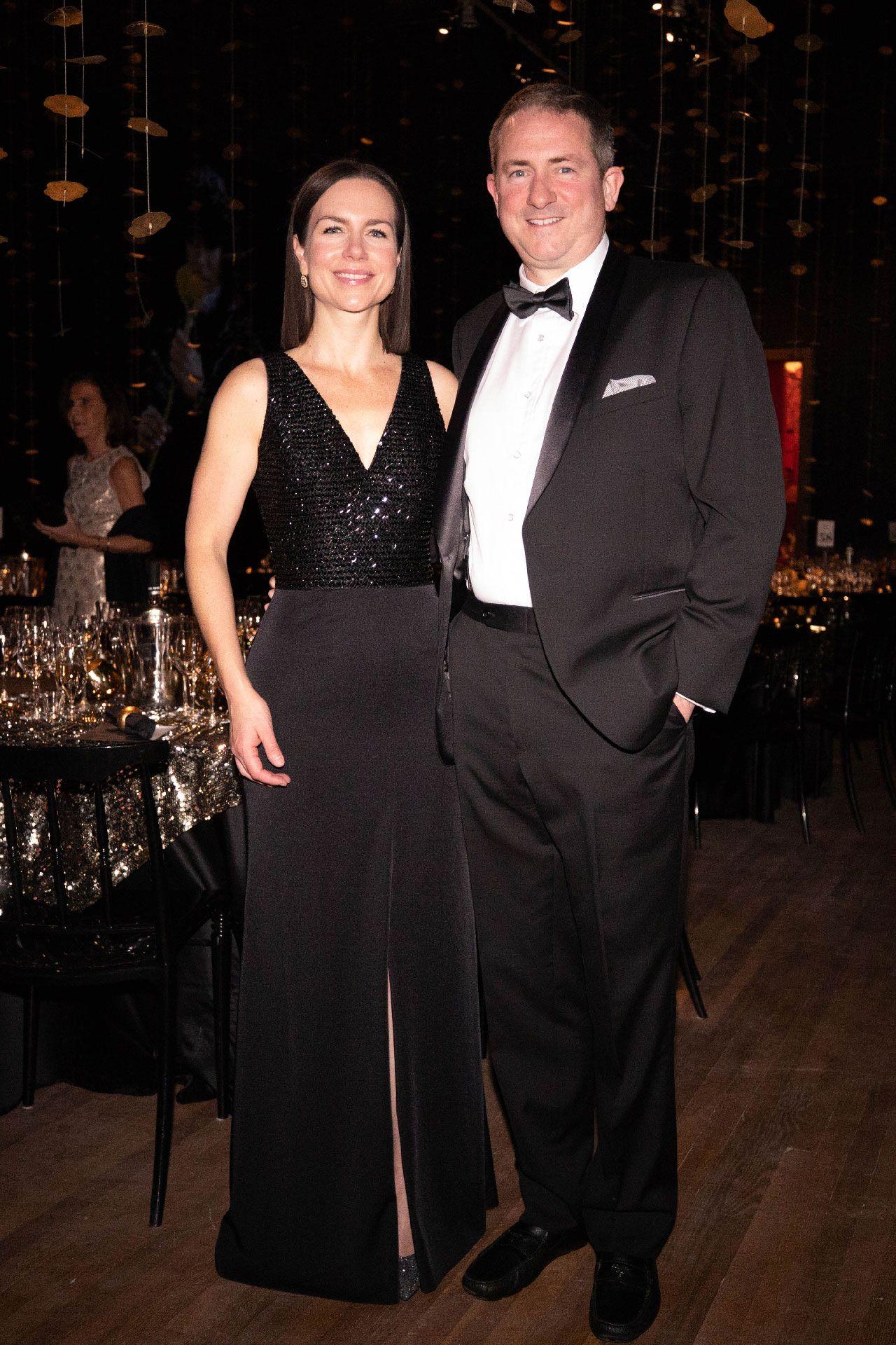 Nadine Renaud-Tinker et son conjoint. Photo © Jimmy Hamelin