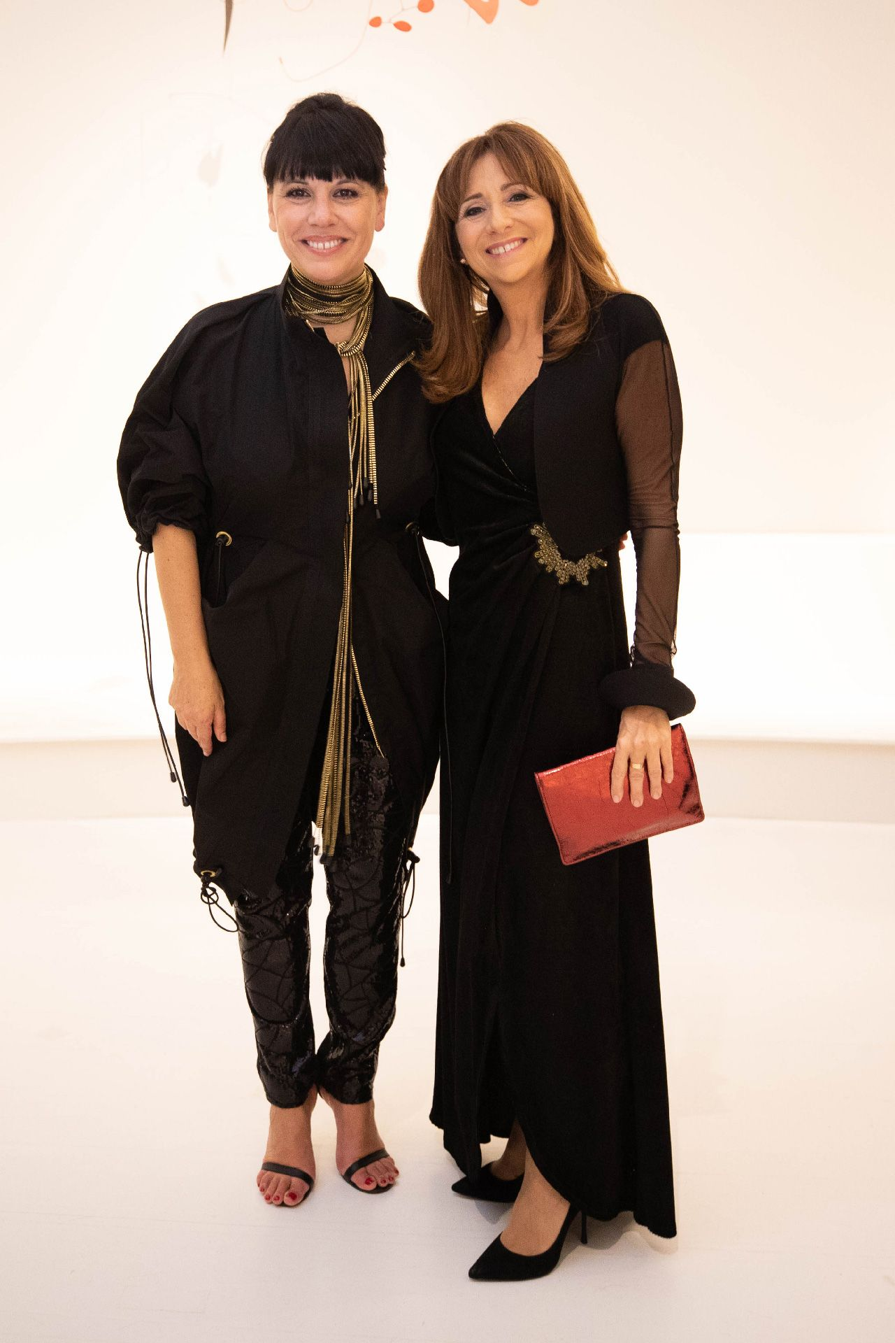Nathalie Bondil et Nathalie Roy. Photo © Jimmy Hamelin