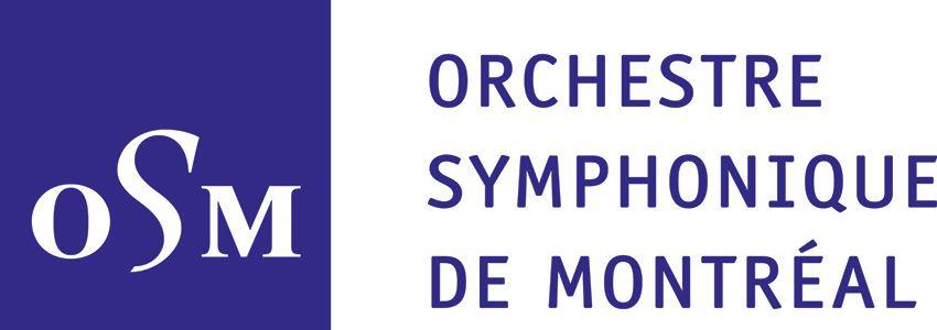 Orchestre symphonique de Montréal logo